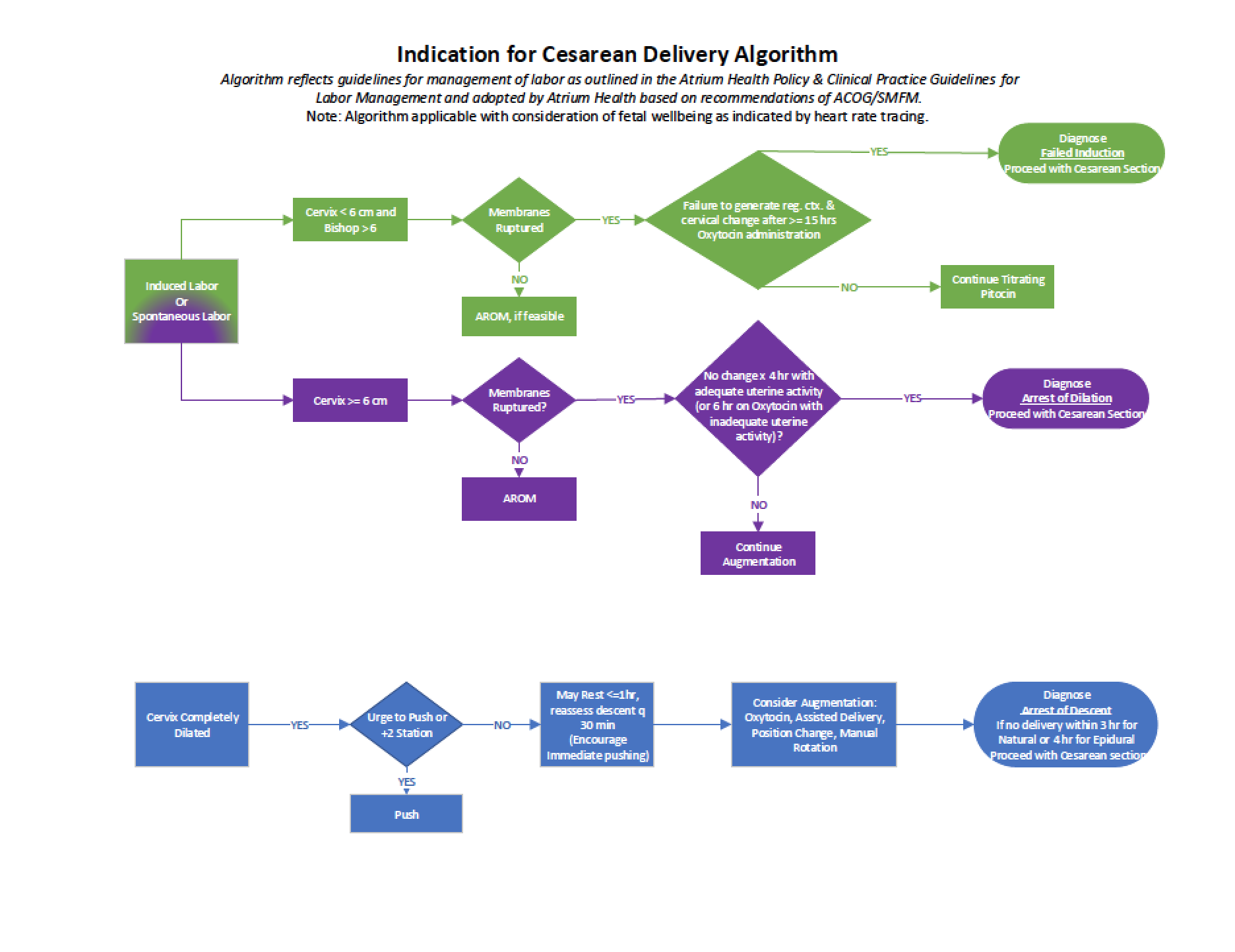 Labor Algorithm