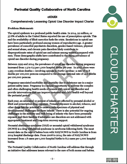 PQCNC clOUD Draft Charter