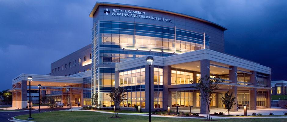 New Hanover Regional Medical Center Betty H Cameron Women